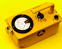 Inside a Geiger counter