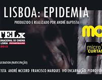 Lisboa: Epidemia (Micro-Curta)