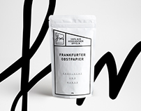 Frankfurter Manufaktur Logo & Packaging