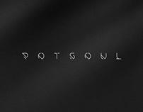 Rotsoul logo ❘ Typeface