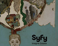 SYFY Competition - The Heart Of Sci-fi