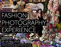 Fashion Photography Experience