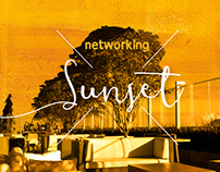 Identidade visual | Sunset Networking