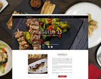Web design Agüelo013
