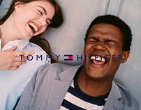 Tommy Hilfiger + Mercedes Benz