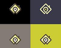house pin logo
