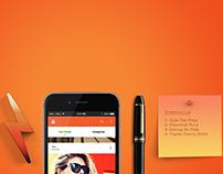 PayPorte Mobile // Landing Page