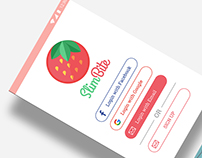 Slim Bite - mobile app case study
