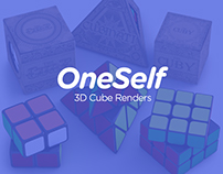 OneSelf Cube Product Visualization
