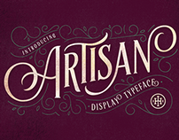 Artisan Display Typeface