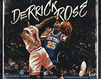 Derrick Rose Chicago to New York