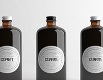 Coffers ColdBrew | Branding