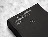Roca Gallery Events Report 2019