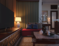 House 201 interior renovation by Gusde W