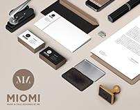 MIMOMI Logo & Brand identity