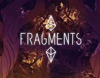 Fragments: Digital Illustration Series