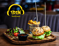 Tren Brasserie Food Photography