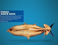 Al Jubail Market / Print Ads