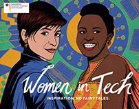 Women in Tech: Inspiration, No Fairytales