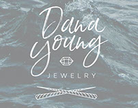 Dana Young Jewelry - Logo Design