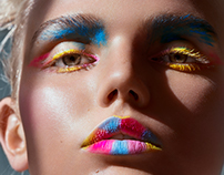 RAINBOW. Retouch for ph. Dominic Nicholls