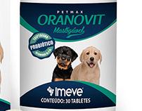 Linha Petmax Oranovit - IMEVE