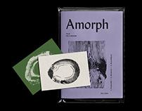 Amorph - Illustrated Zine