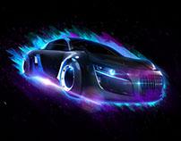 Concept Car 3d Oscar Creatvo