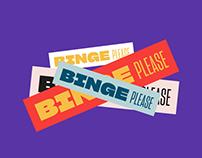 BingePlease X Netflix