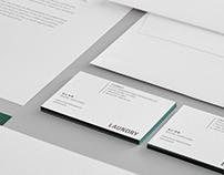 LAUNDRY -Share Space- Branding