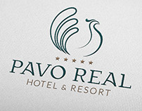 PAVO REAL | hotel & resort branding