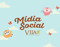 Villa 7 - Mídias Sociais