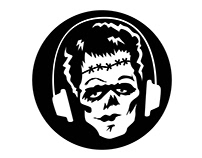 Frank's Records Branding