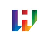 Work Hall Logo Design