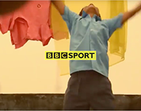 BBC COMMONWEALTH GAMES: BRAND SPOT