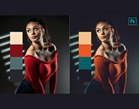 Color Grading Technique | Camera Raw Filter