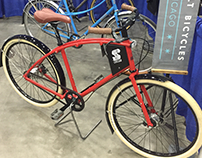 Urban Bicycle Design and Fabrication