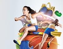 Visa Rio Olympic Campaign - 2016