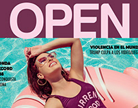 SOFIA LAMA OPEN Cover May 2018