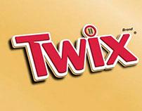 Разработка дизайна Flash-баннеров Twix