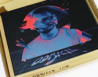 Emen - Odbicia (Album Cover)