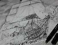 Pirate Battleship