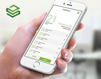 Biuri - branding, webdesign, ios app