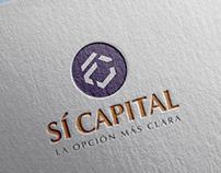 Logotipo para Si Capital