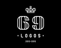 69 logos / 2013—2015