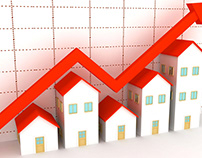 Rising income in real estate
