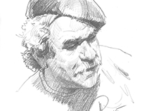 Portrait of Nevai Metin