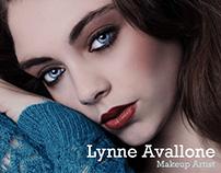 Online portfolio for Lynne Avallone V1