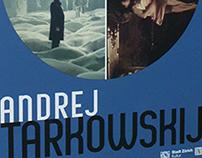 Andrei Tarkovsky Retrospective Poster - Filmpodium