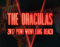 The Draculas POW WOW LB 2017